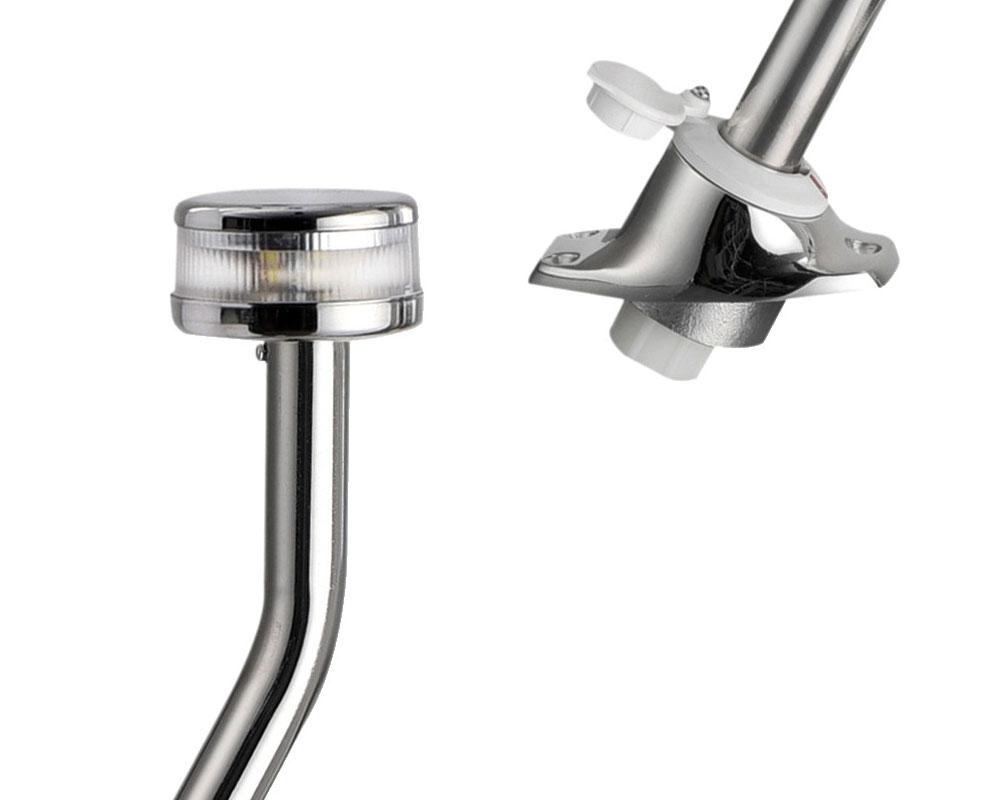 Light-pole-with-Evoled-360-LED-12V-L-100cm-tube-OS1103964-Nautiline-OS1103964