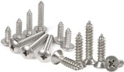 A2 Stainless Steel Hardware