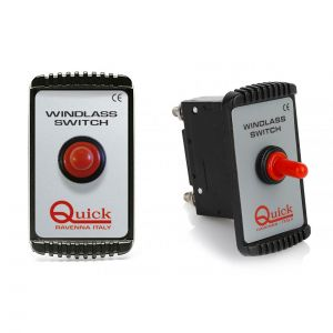 Quick hydraulic magnetic circuit breaker 100A #Q10100