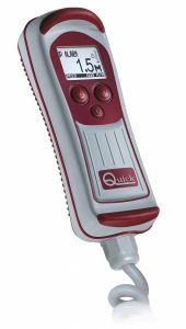 Quick CHC1103 Handheld Push-button Chain Counter with sensor 12V 24V #QCHC1103