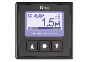 Quick CHC 1203F  Eletronic chain counter - Flush mount #QCHC1203F