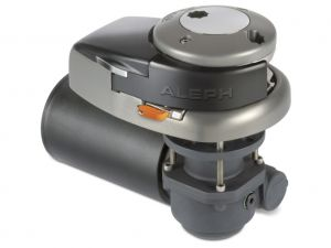 Quick ALEPH AL3 724 Vertical Aluminium Windlass 700W 24V without Drum #QAL3724