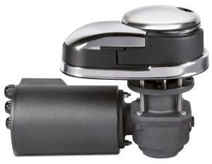 Quick Salpa Ancora ALEPH AL3 1012 Verticale in Alluminio 1000W 12V Senza Campana #QAL31012