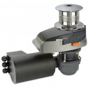 Quick Salpa Ancora ALEPH AL3 1524D Verticale in Alluminio 1500W 24V con Campana Ø130mm #QAL31524D