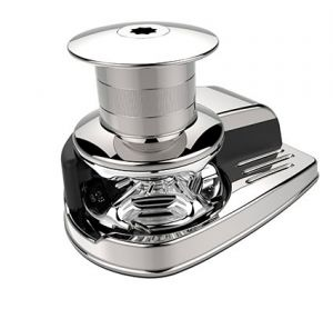 Quick Dylan R DR4 1712D Vertical Stainless Steel Windlass 1700W 12V with Drum  Ø142mm #QDR41712D