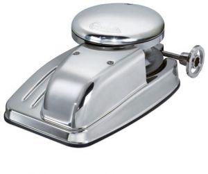 Quick Salpa Ancora Duke DC DX6 3524Y 3500W 24V in Acciaio Inox Caduta a sinistra #QDK63524Y