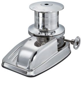 Quick Duke DC DX6 3524DY Vertical Stainless Steel Windlass 3500W 24V Left Chain Pipe Drum Ø200mm #QDK63524DY