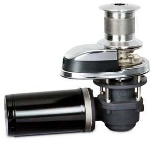 Quick Windlass Prince Series DP1 512D 500W/12V with Drum for 6mm Chain #QDP1512D