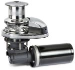 Quick Windlass Prince Series DP2 312D 300W/12V for 6/7/8mm Chain with Drum #QDP2312D