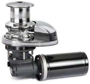Quick Salpaancora Serie Prince DP2 312D 300W 12V per Catena 6-7-8mm con Campana #QDP2312D