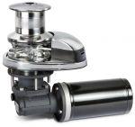 Quick Salpaancora Serie Prince DP2 524D 500W 24V per Catena 6-7-8mm con Campana #QDP2524D
