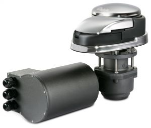 Quick Windlass Prince Series DP3 724 700W/24V for Chain 8mm #QDP3724