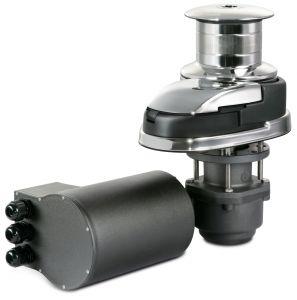 Quick Salpaancora Serie Prince DP3 1024D 1000W 24V per Catena 8mm con Campana #QDP31024D