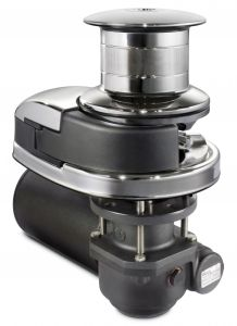 Quick Windlass Prince Series DP3 1512D 1500W/12V  for 8mm Chain with Drum #QDP31512D