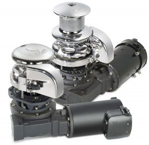 Quick REGAL DC RG5 1724Y 1700W 24V Windlass with Left Pipe Chain #QRG51724Y