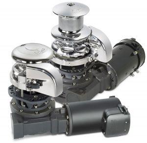 Quick REGAL DC RG5 1724DY 1700W 24V Windlass Drum Left pipe Chain #QRG51724DY