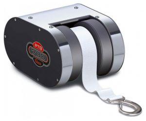 Quick Verricello PTG per tender 250W/12V - 700Lb - recupero fettuccia #QPT700G