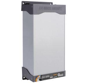 Quick Caricabatteria SBC NRG+ Mini 365FR 15A 24V 3 uscite 114x252x71mm #QSBC365NRG