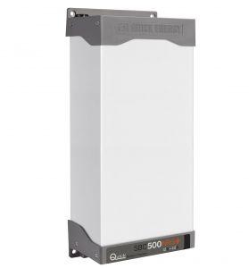 Quick Battery Charger SBC NRG+ 500 FR 40A 12V 3 Outputs 243x377x116mm #QSBC500NRG