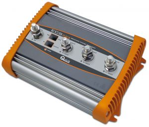 Quick Separatore di carica modello ECS223 - 220A - 3 outputs #QECS223