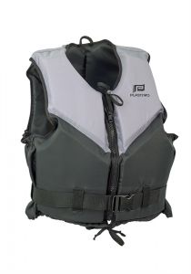 Trophy 50N Buoyancy Aid Size S Weight 30/50kg Silver and black colour #FNIP63929