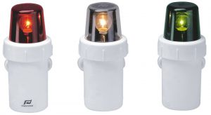 Plastimo Port Navigation Light Red #FNIP28039