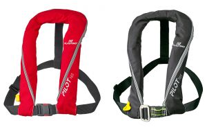 Plastimo Pilot 165N Lifejacket Manual inflation With harness Red #FNIP66789