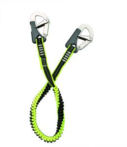 Plastimo safety tether with Two Safety Hooks 1.5mt #FNIP66840