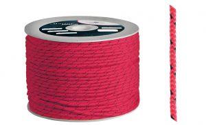 Polypropylene braid, bright colours, fuchsia 4 mm  #OS0642004FU
