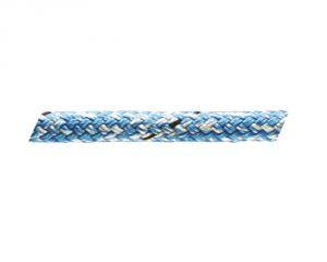Marlow Doublebraid marble braid Blue Ø 6mm 200mt spool #OS0642306BL
