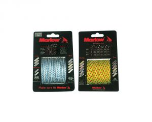 Mini spool Marlow EXCEL D12 braid Ø 2,5mm 30mt spool Assorted colours #OS0642626