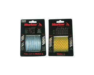 Mini spool Marlow EXCEL D12 braid Ø 3mm 17mt spool Assorted colours #OS0642631