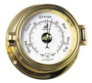 Glossy brass Barometer Ø140mm #FNIP31230