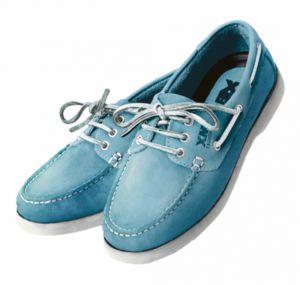 Crew Woman Sky Blue Shoes Size 40 #FNIP56158