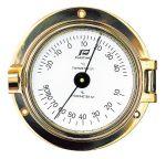 Termoigrometro Temperatura e Umidità Ø 120mm #FNIP18683