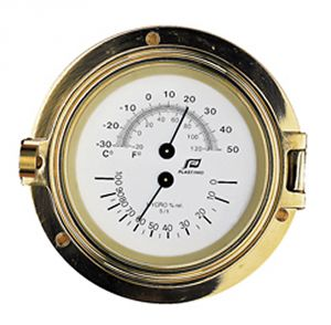Thermo-Hygrometer Ø 140mm #FNIP31231