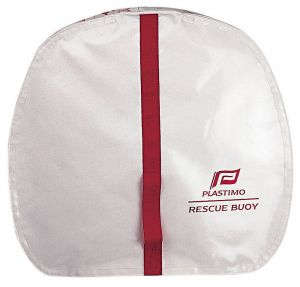 White Rescue Life Buoy with Light #FNIP35716