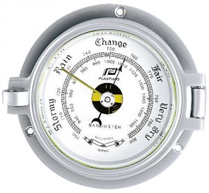 Plastimo Chrome plated Barometer Ø 120mm #FNIP35884