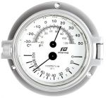 Plastimo Thermo-Hygrometer Temperature and Humidity Indicator Ø120mm #FNIP35885