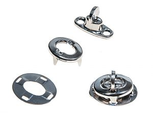 Stainless steel swivel eyes for bimini and awnings 4pz #FNI6565388