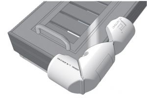 Bumper Articolato Bianco Ø18x18cm #FNIP39146