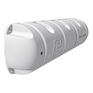Bumper 1/2 Dritto Bianco Ø25x90cm #FNIP38068