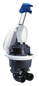 Pompa a Mano Modello 925 Portata 40.5 Lt/min Portata 0.9Lt per ciclo #FNIP39539