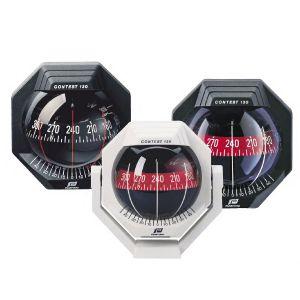 Plastimo Contest 130 Compass Solas Med compliant Black colour #FNIP40034