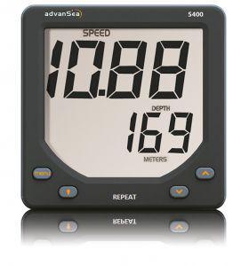 Display Multifunzione S400 senza trasduttori #FNIP57750