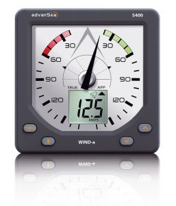 Analogical Wind Display Wind-a S400 Only Instrument 12V #FNIP57754