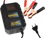 EUR 12V 20A Max Portable Battery Charger 110-240V Cars Motorcycles #N52421020866
