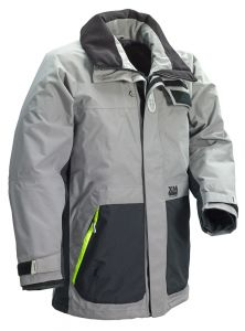 Plastimo Coastal Jacket Grey Size L #FNIP64096