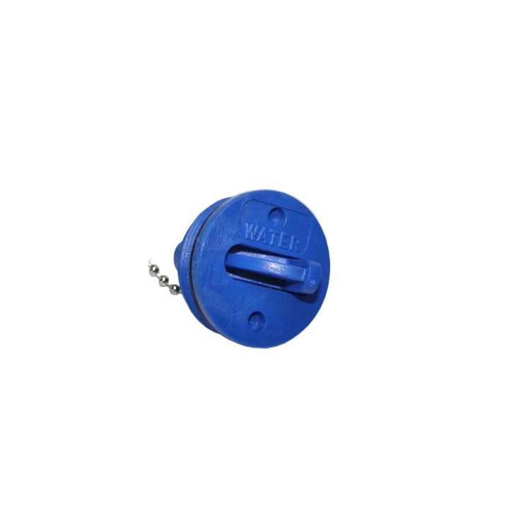 Spare Water Deck Filler Cap with Chain