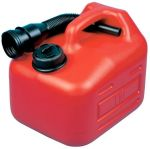 Type approved Fuel Jerry can 10 Lt #LZ43598
